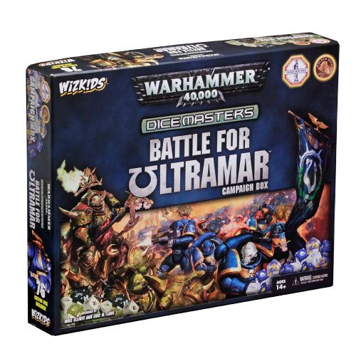 Battle for Ultramar Campaign Box: Warhammer 40K Dice Masters